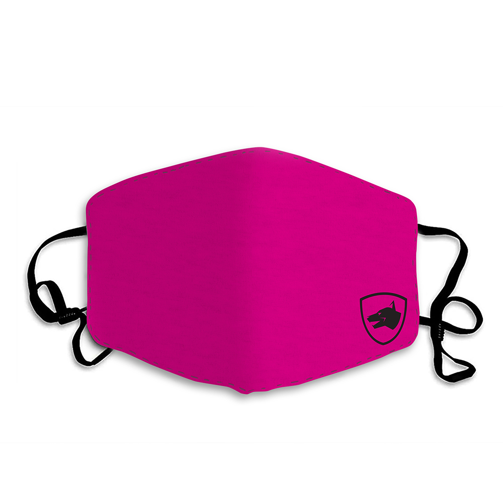 pink adult face coverings masks